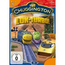 CHUGGINGTON VOL.13 - LOK-TURBO - DVD NEUWARE (SARAH BALL)
