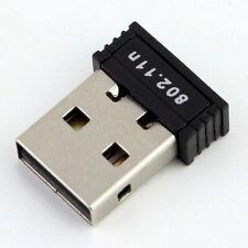 150Mbps 150M Mini USB WiFi Wireless Adapter Network LAN Card 802.11n/g/b FL