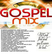 GOSPEL MIX CD VOLUME 2