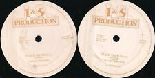 DISCO 45 GIRI   Trevor Walters ‎– Stuck On You