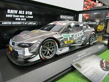 BMW M3 DTM J. HAND 2013   1/18 MINICHAMPS 100132208 voiture miniature collection