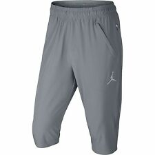 Nike Mens M JORDAN Ultimate Flight Vented 3/4 Pants NEW $100 693629 065 SHORTS