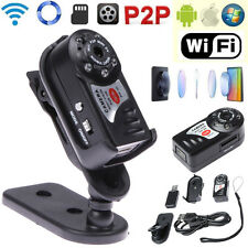 Mini Q7 P2P WiFi Kamera HD DVR Hidden Spy Camera Video Recorder Indoor/Outdoor