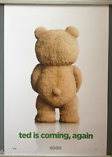 Cinema Poster: TED 2 2015 (One Sh) Seth MacFarlane Mark Wahlberg Amanda Seyfried