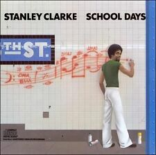 Stanley Clarke - School Days (1990) - Used - Compact Disc