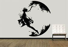 vinyl wall decal sticker Anime Comics girl weapons Japanese Kids Bedroom a80