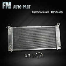 Aluminum Radiator For Cadillac Escalade Chevrolet Avalanche GMC Hummer 99-14