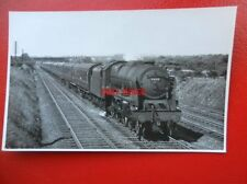 PHOTO  LMS   ROYAL SCOT (SCOT) 4-6-0 LOCO NO 46140 THE KING'S ROYAL RIFLE CORPS