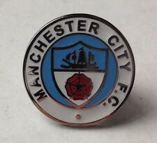 MANCHESTER CITY ENAMEL PIN BADGE | RARE RETRO CLASSIC EMBLEM | NEW 2016 MCFC