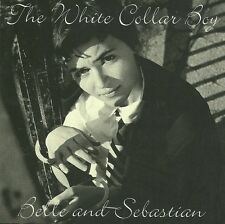 Rare Limited Edition DVD Single  BELLE AND SEBASTIAN  The White Collar Boy  MINT