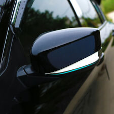 Fit For 2008- 2017 Honda Accord Side Mirror Rear View Chrome Cover Trim Garnish