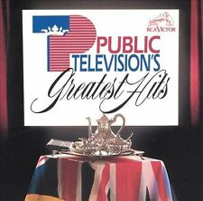 Public Television's Greatest Hits Cassette Sealed NEW