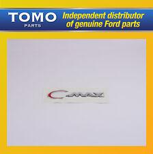 """Nueva Original Ford Trasero Insignia Emblema de la calcomanía """"C-Max"""" C-Max 2007-2011 1721056"""