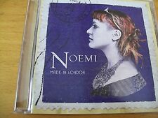 NOEMI ROSSO MADE IN LONDON  CD EX+