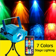Mini LED R&G Ripple Effect Party DJ Club Stage laser Projector Light with Remote