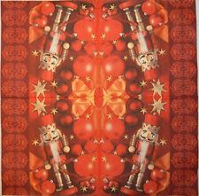 Mesa De Papel Servilletas Para Artesanía Decoración de Navidad Vintage 407 Partidos De Té Decoupage