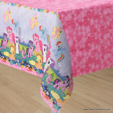 My Little Pony Party Supplies Decoration TABLECOVER Birthday Tablecloth Horse NW