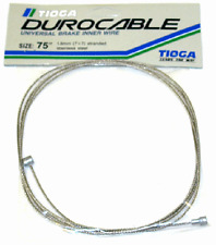 "Tioga Durocable 1.6mm x 75"" Universal Inner Wire Brake Wire NEW!"