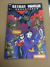 Batman TMNT Adventures #1 Yesteryear Comics exclusive.First printing.