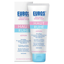 EUBOS Haut Ruhe baby lotion 125ml  / original high German quality product