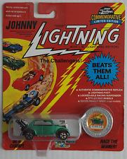 """Johnny Lightning – VW Käfer """"Bug Bomb"""" grünmet. Neu/OVP"""