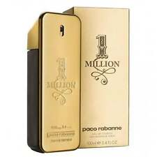 Paco Rabanne 1 Million 100ml Eau De Toilette Spray.