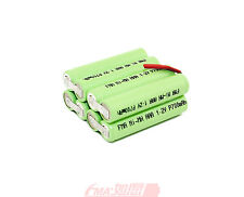 Ni-MH Rechargeable battery 9.6V 700mAh DIY for Dentaport Dental Equipment 8SXT