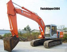Hitachi EX200-2 EX200LC-2 Excavators Parts Catalog Manual EX200 2 EX200LC 2 PDF