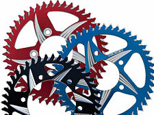 SUZUKI 2002-15 DL1000 V-STROM VORTEX CAT5 525 REAR SPROCKET 36-54 BLUE BLACK RED
