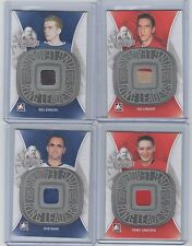13/14 ITG Lord Stanley's Mug Ring Leaders Jersey RL-04 Terry Sawchuk /9 Reduced
