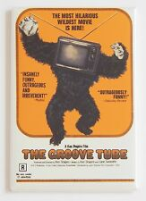 Groove Tube FRIDGE MAGNET movie poster gorilla chevy chase