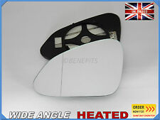 Wing Mirror Glass VAUXHALL INSIGNIA 2008-2016  Wide Angle HEATED Left Side #F030