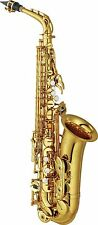 YAMAHA YAS-62 Alto saxophone Gold lacquer, Made in Japan, from Japan