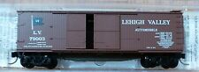 Micro-Trains Line #41020 Lehigh Valley #79003 40' Double-Sheathed Wood Boxcar