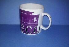 Vintage Starbucks Coffee Mug/Cup 1994 San Francisco Cable Car City Mug 20 oz