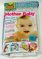 Mother & Baby Magazine March 2017 (BRAND NEW PACK) FREE GIFTS!