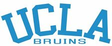 This is a UCLA Bruins college vinyl sticker or decal. Great for Car or laptop!!
