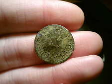 1638 FRANCE 2 TOURNOIS COIN. RARE