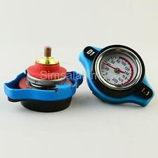 Thermost Radiator Cap Water Pressure Rating Temperature Temp Gauge 1.3Bar