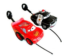 Disney Pixar CARS Large Chunky Cute Set  with fast Rip Cord Action!