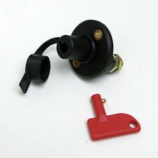 BATTERY ISOLATOR SWITCH & CAP 200A 12V or 24V BOAT CARAVAN MOTOR-MOVER TRACK CAR