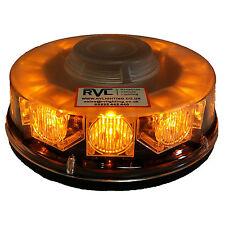 Led intermitente Beacon magnética o Perno 12v24v banderillero Camión advertencia Luz Estroboscópica