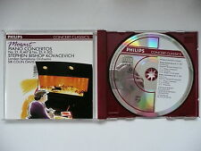 Stephen Bishop Mozart Piano Concerto Nos 21 & 25 LSO Davis Philips 426 077 CD