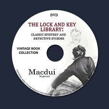 The lock & key library classic mystery detective stories 10 PDF Old Books 1 DVD