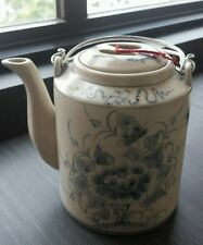 Decorative traditional Chinese water pitcher