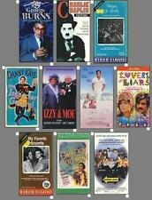 10 New Comedy Movies on VHS Videos! Low Shipping!    d
