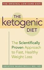 The Ketogenic Diet by Kristen Mancinelli Brand New Paperback Book WT72729