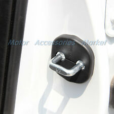 4Pcs Door Lock Protector Antirust Cover For Nissan Altima Rogue Murano Qashqai