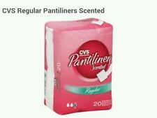 CVS Pharmacy Scented Thin Pantiliners Compare to Carefree Pantiliners Thin 20ct