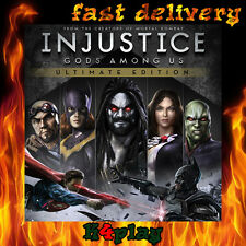 Injustice Gods Among Us Ultimate Edition PC Steam CD Key